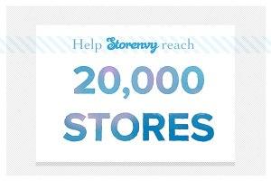 Help Storenvy reach 20,000 stores